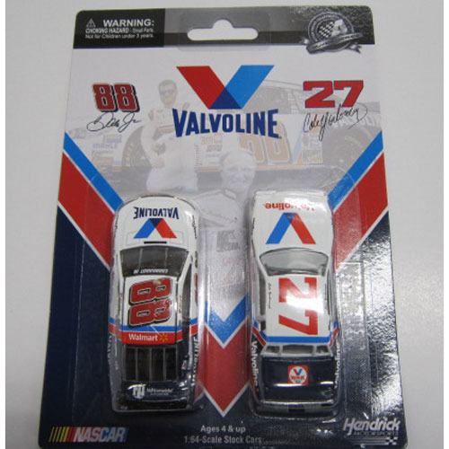 NASCARミニカー Dale Earnhardt Jr./Cale Yarborough