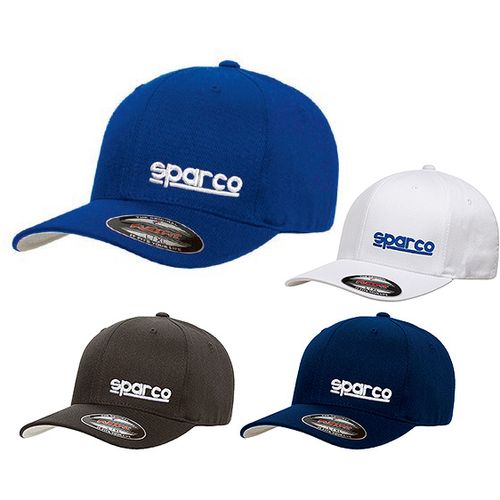 SPARCO/チームウェアー FLEXFIT CAPS