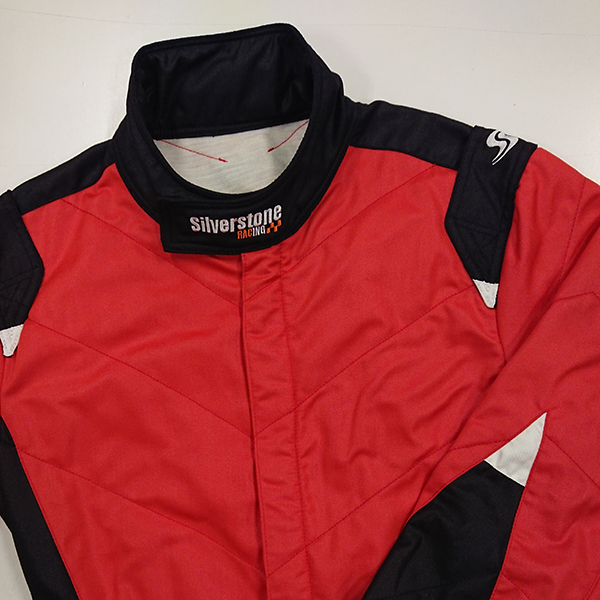 【SALE】SilverstoneRACING/レーシングスーツ BROOKLANDS-03