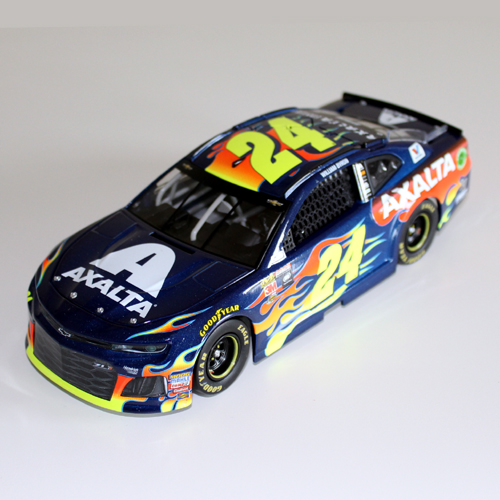 NASCARミニカー #24  William Byron  1/24   180611