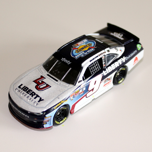 NASCARミニカー #9  William Byron  1/64   180611