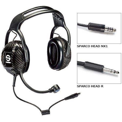 SPARCO/HEADSETS