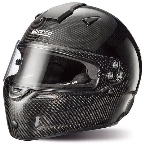 SPARCO/カート用ヘルメット AIR KF-7W CARBON