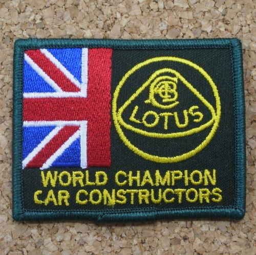 LOTUS W.CHAMP CAR CONSTRUCTOR